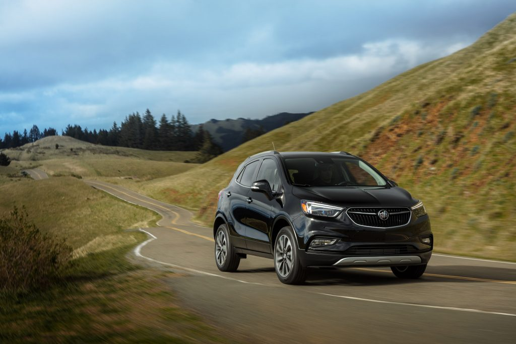 2019_Buick_Encore_Essence_Clinton_Township_MI