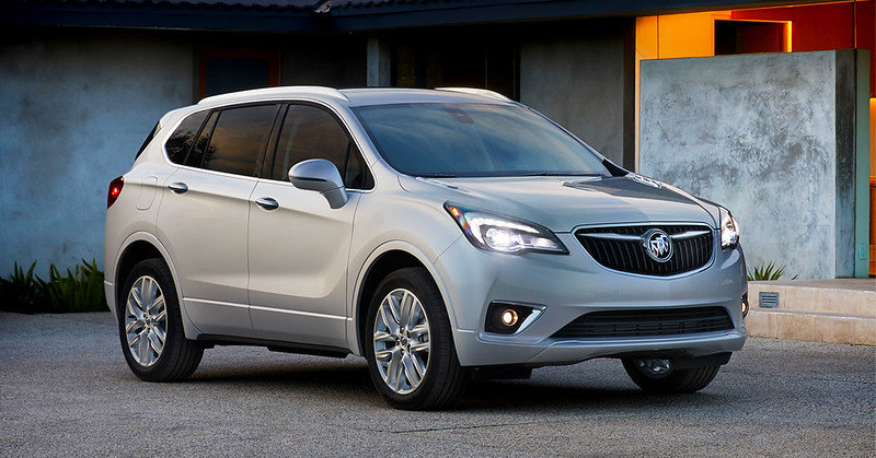 2021 Buick Envision - Clinton Twp, MI