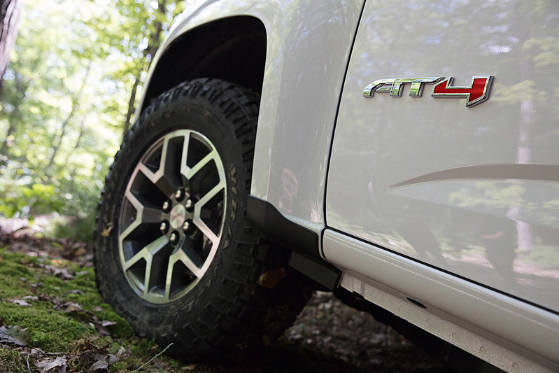 Off-Road Reatures On 2021 GMC Canyon AT4 | Clinton Township, MI