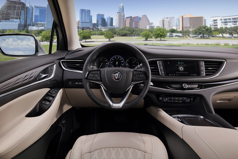 What We Know About the 2022 Buick Enclave